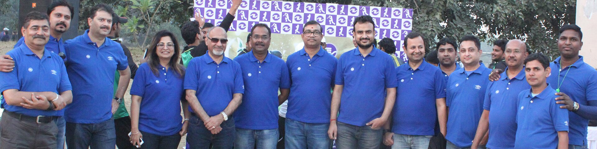 Annual Cricket Tournament at PC Solutions