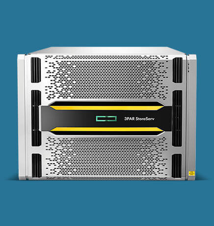 All-Flash and Hybrid Storage